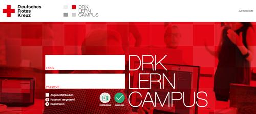 Startseite DRK-Lerncampus